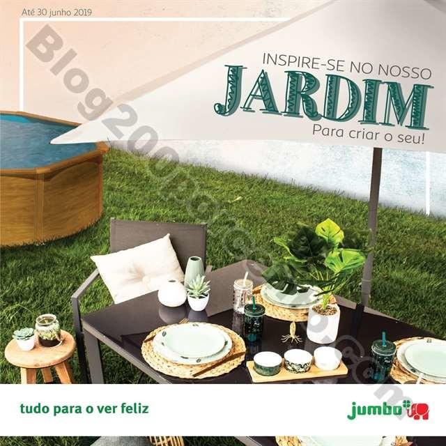 Antevisão Folheto JUMBO Especial Jardim Promoçõ