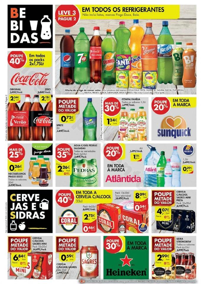 Antevisão Folheto PINGO DOCE Madeira de 26 setemb