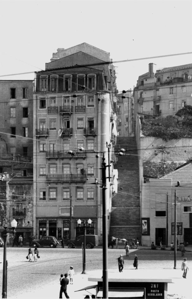 Escadinhas da Saúde, sd, foto de Eduardo Portugal