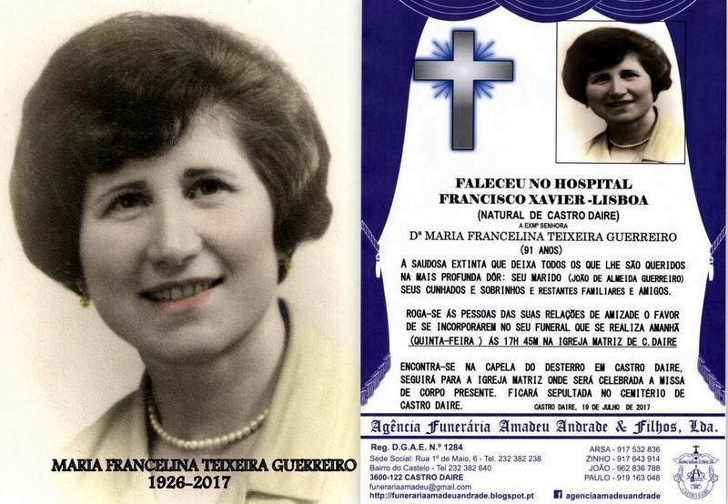 FOTO-RIP DE MARIA FRANCELINA TEIXEIRA GUERREIRO-91