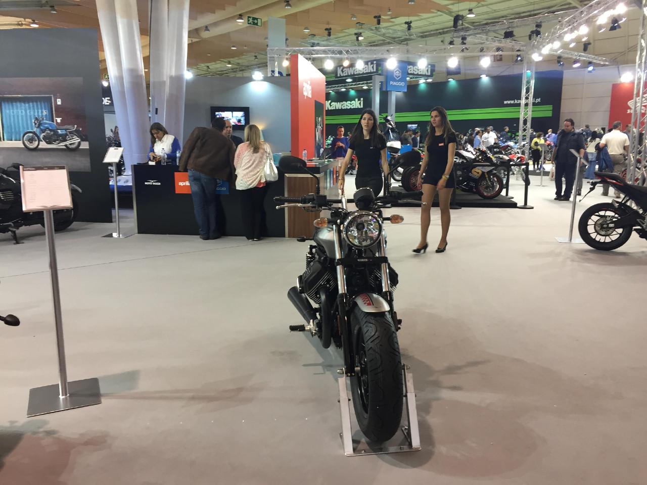 V9 Moto Guzzi