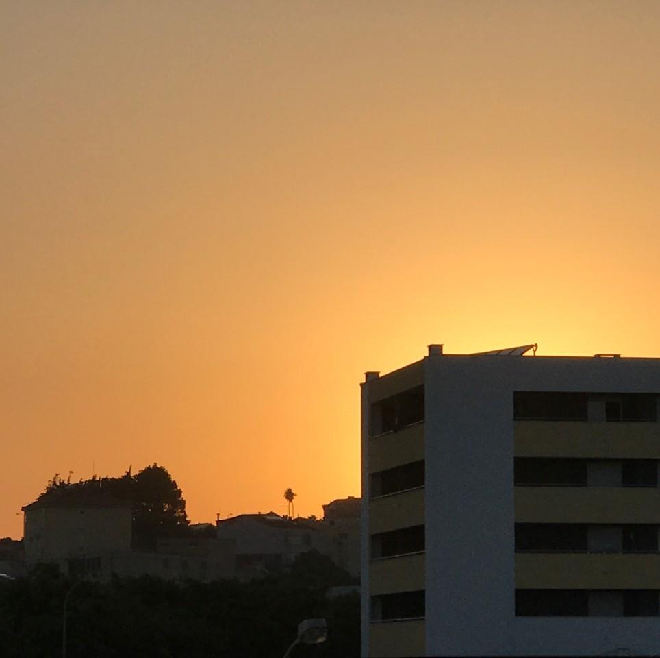 Desafio #quenuncanosfaltemsorrisos | 21. Pôr do sol