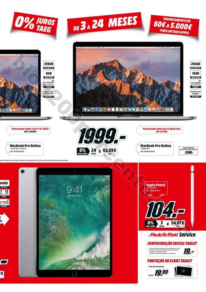 Antevisão Folheto MEDIA MARKT Promoções de 6 a