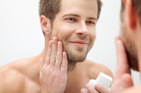 para uma pele saudável