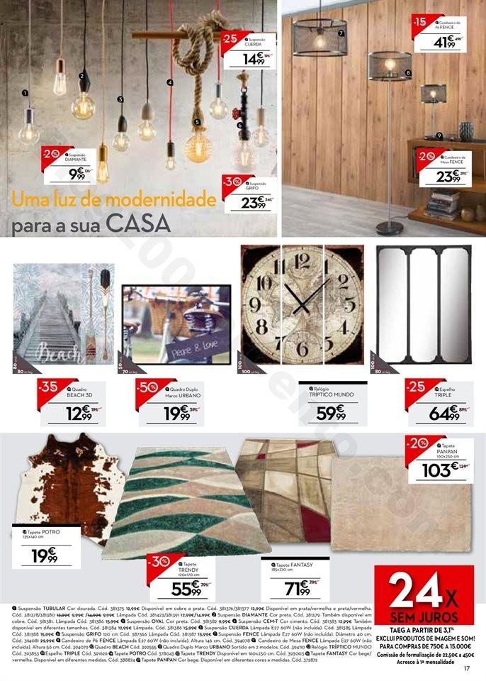 Antevisão Folheto CONFORAMA Promoções de 7 a 28