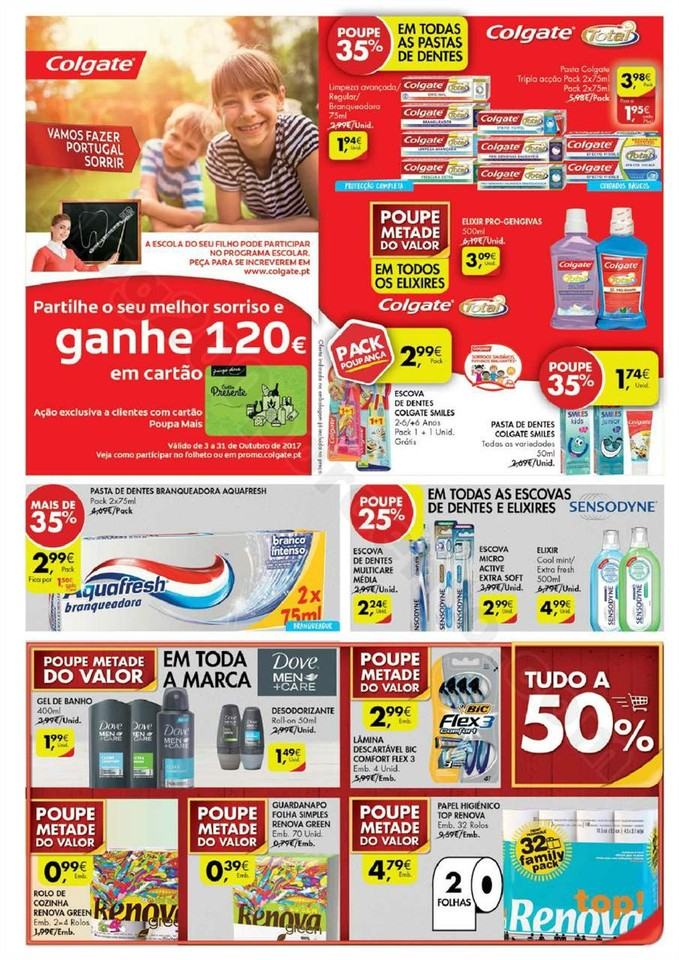 Antevisão Folheto PINGO DOCE Madeira 10 a 16 outu