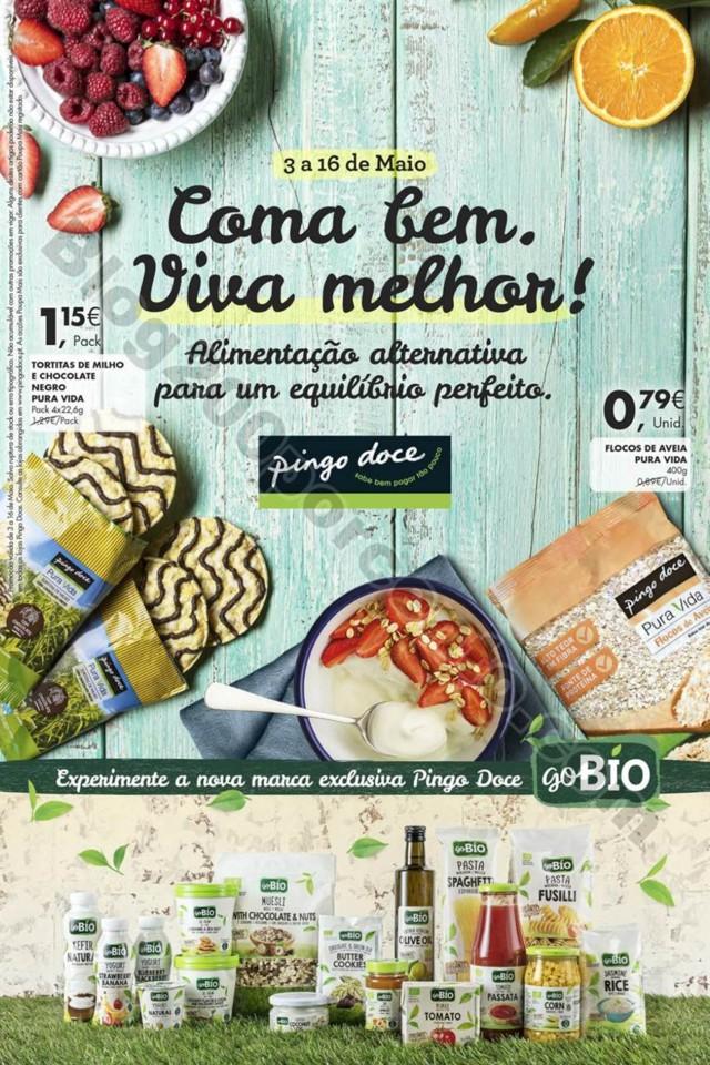Antevisão Folheto PINGO DOCE Alimentação altern