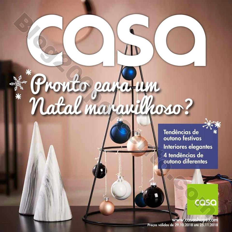 Antevisão Folheto CASA Natal 29 outubro a 25 nove