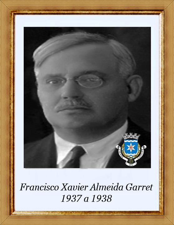 Francisco Xavier Proença de Almeida Garret - 1937