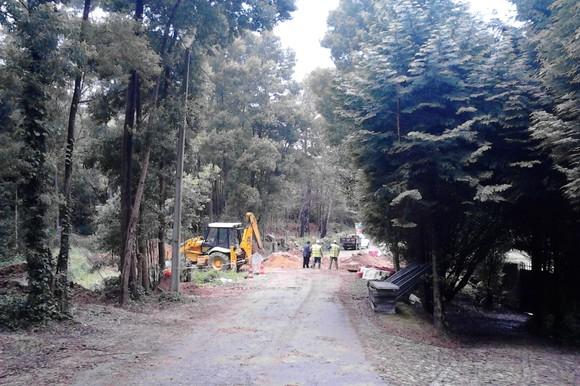reconstrução de passagem hidráulica 2