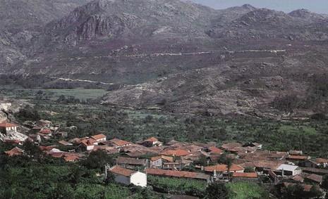 Vilarinho de Furnas em 1968