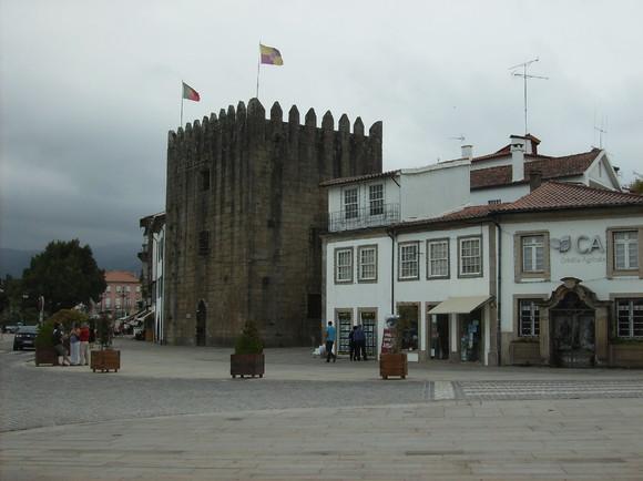 Muralhas - Torre da Cadeia (3)