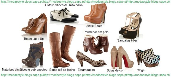 calçado