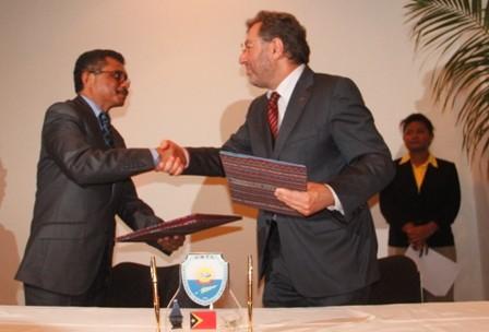 Koperasaun Portugal ho Timor leste ba edukasaun