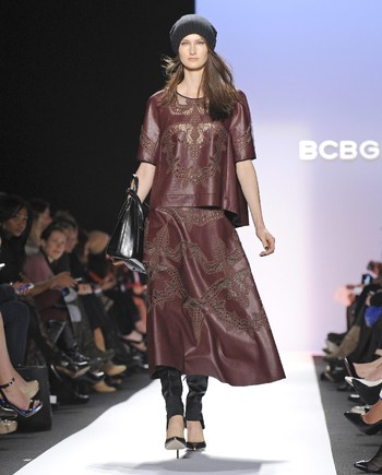 NYFashion Week: BGBG Max Azria inverno 2013