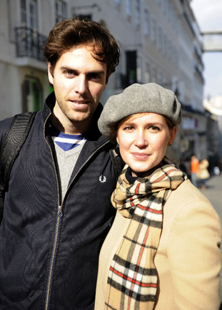 Moda aos pares - os namorados de Lisboa