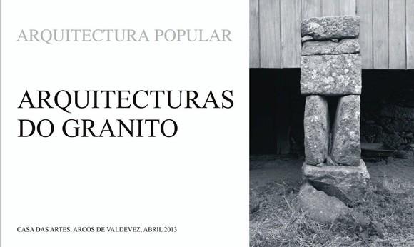 arquiteturas do granito expo