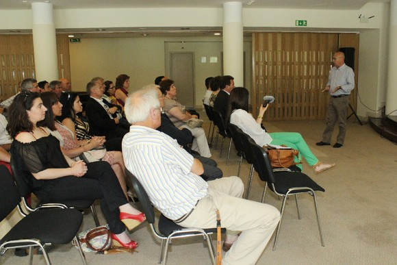 apresentação Plano Estratégico Caminha 2014-202