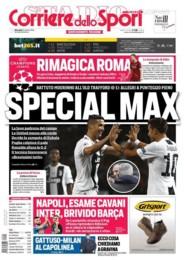 jornal Corriere dello Sport 24102018.jfif