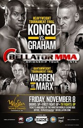 Kongo vs Graham Bellator 107