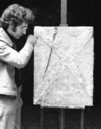 Ursula Zangger, 35mm, P/B, maio 1973