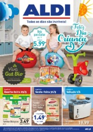 ALDI Dia da Criança + Promoç