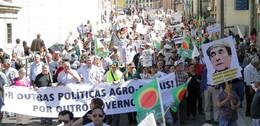 17 Abril 2013 Manifestacao Agricultores Lisboa