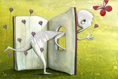 El Fomento De La Lectura Una Batalla Perdida: Aqui Há Ratos