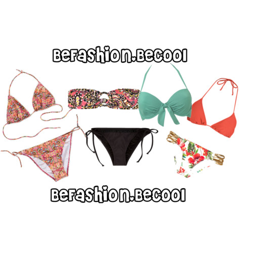 Bikinis para férias