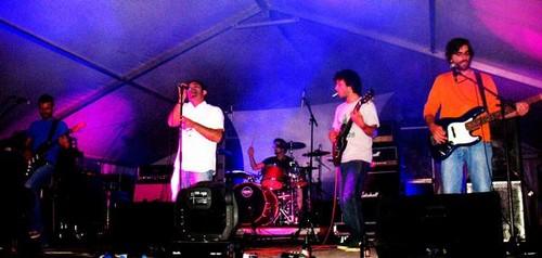Os GOMA venceram ontem o concurso AngraRock 2010...