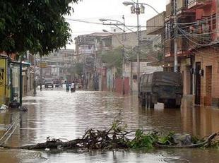 chuvas, venezuela