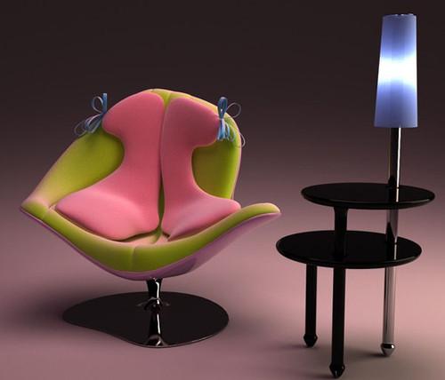 Cadeira-poltrona