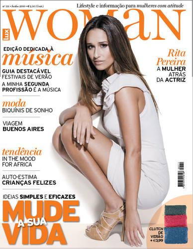 Revista Lux Woman de Junho de 2010