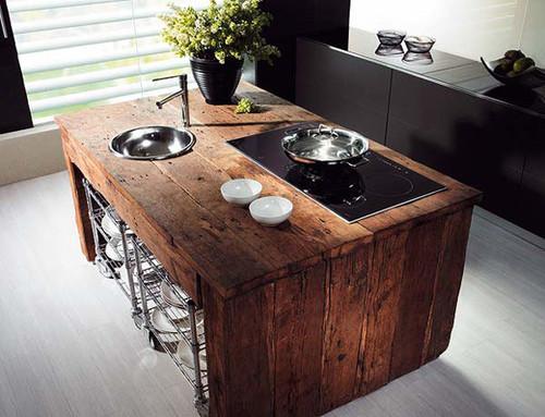 Cozinhas com ilha