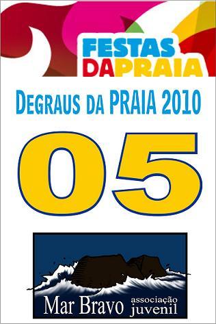 5 anos de Degraus da Praia, com mais uma subida no domingo...