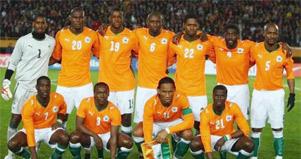 Selecção Costa do Marfim