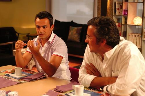 Pedro Lucas e Dr. Manuel Coelho