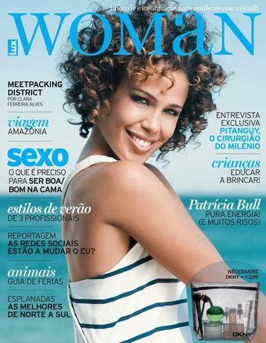 Revista Lux Woman de Julho 2010