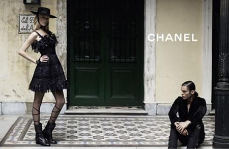 Chanel Publicidade Primavera Verão 2011