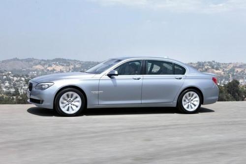 BMW Série 7 Híbrido