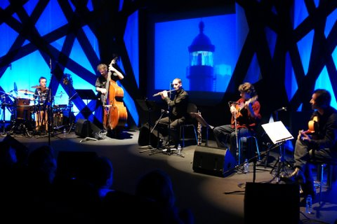 Fogo Di Mar - Homenagem a Luis Rendall no Teatro Aberto