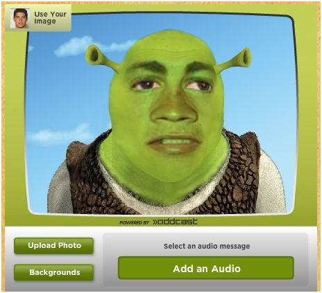 shrek avatar