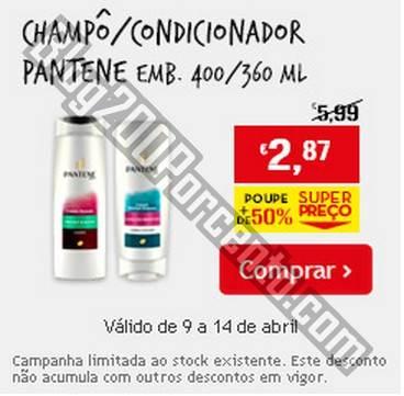 Super Preço   CONTINENTE   até 14 abril - Pantene