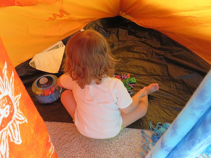 tenda para brincar 2