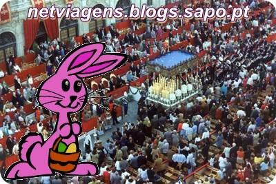 Semana Santa Sevilha