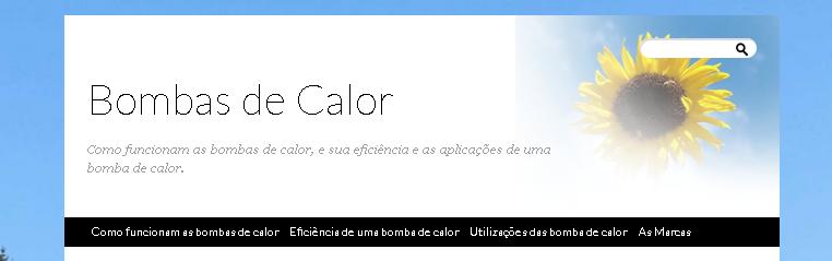 Blog Bombas de Calor - http://bombasdecalor.blogs.sapo.pt/