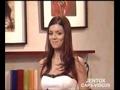 Andreia Rodrigues diz uma asneira, em directo