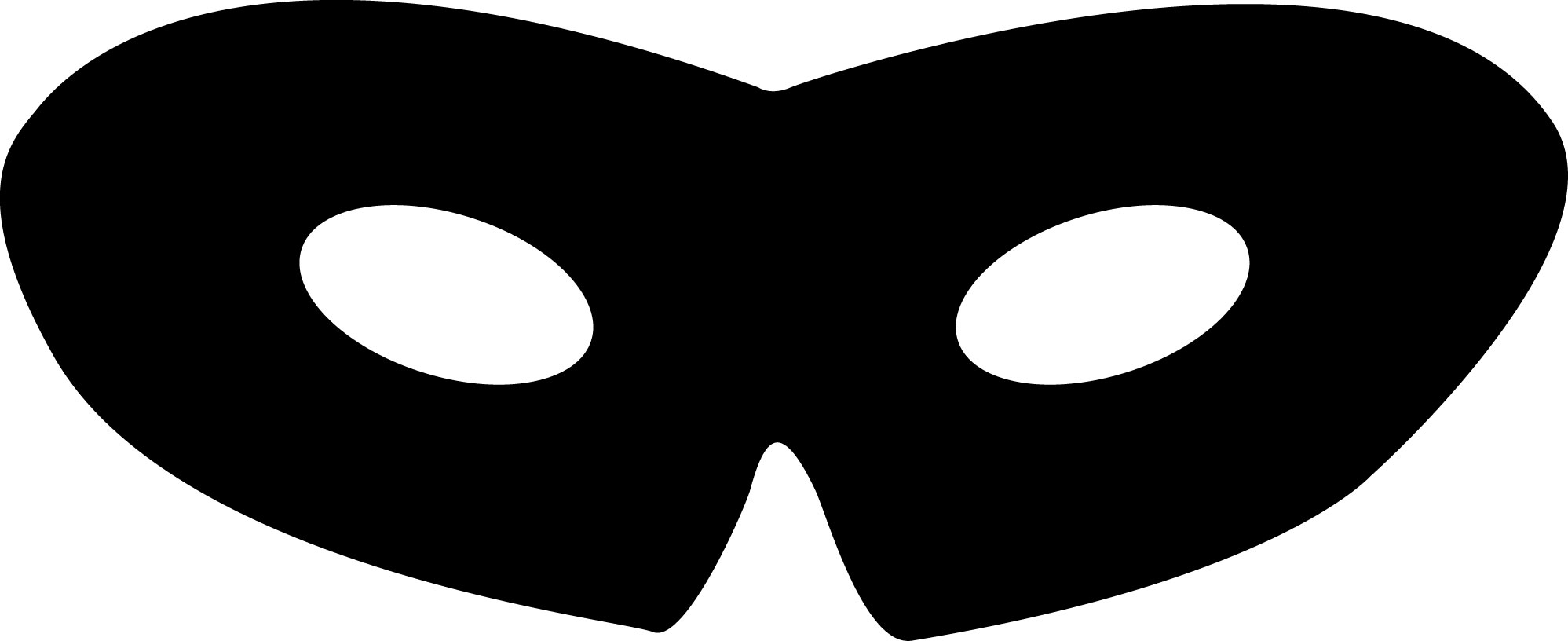 Mascara Do Zorro De Papel Para Imprimir E Recortar Carnaval