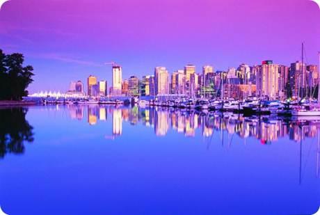 Vancouver - Melhor Cidade para viver