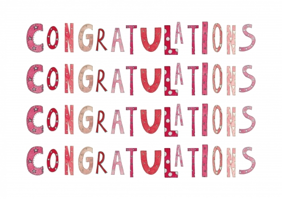 Congratulations by HContadas